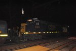 CSX SD40-2 8305 trails on Q409-17